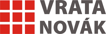 Vrata Novák logo